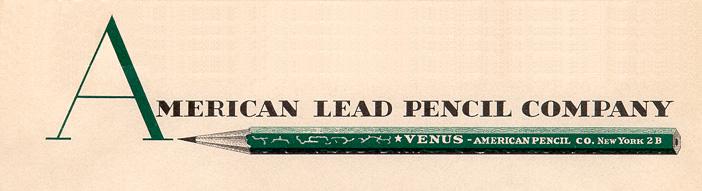 American Lead Pencil Company