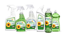 Green Works from Clorox