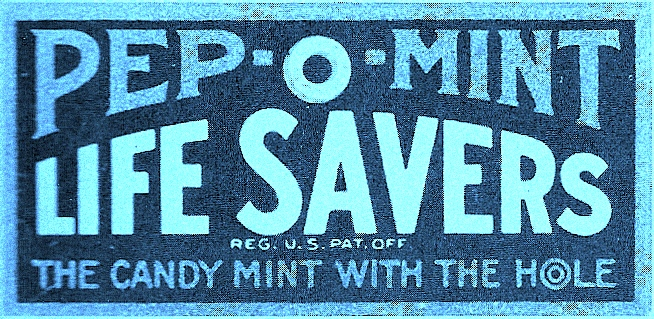 Life Saver Vintage Package