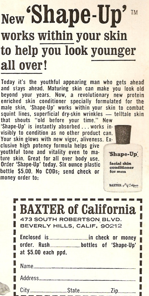 Baxter of California, Great Men's Skincare Brand