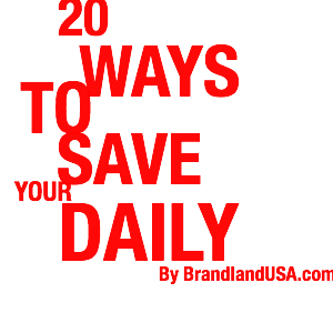 20 ways to save your newspaper logo