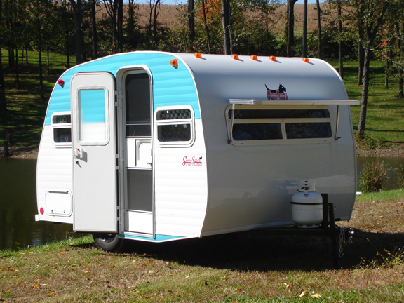 Guide To Retro Style Campers And Travel Trailers