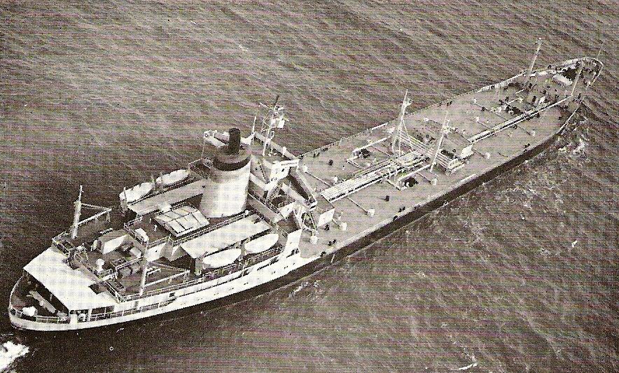 Keystone Shipping's Shenandoah