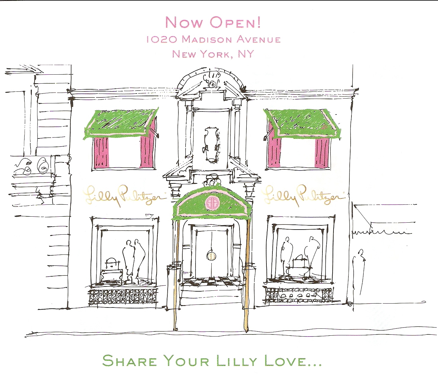 Lilly Pulitzer Madison Avenue
