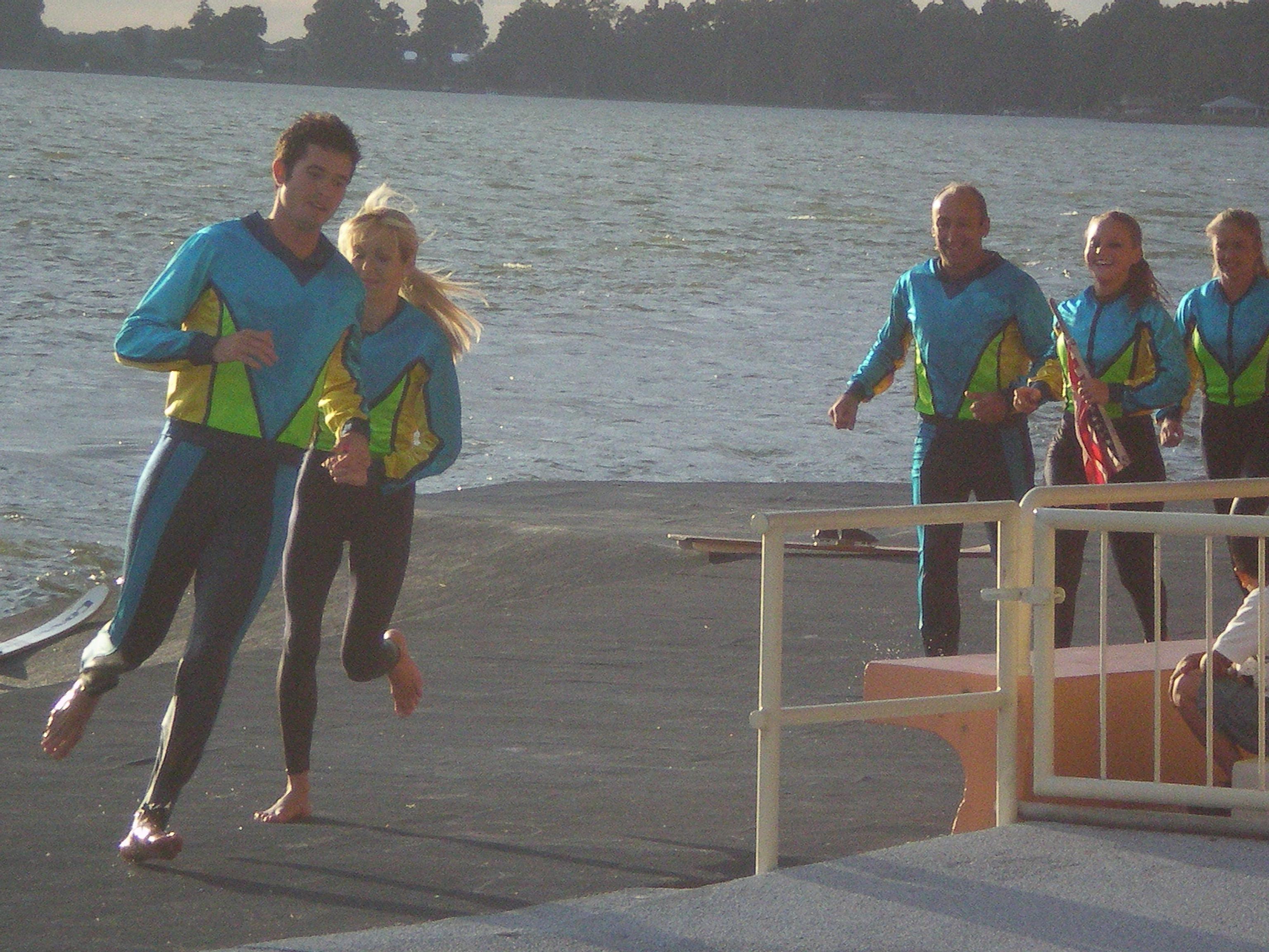 Aquamaids and Ski Show, Cypress Gardens