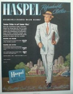 Haspel Suit