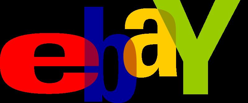 ebay, logo