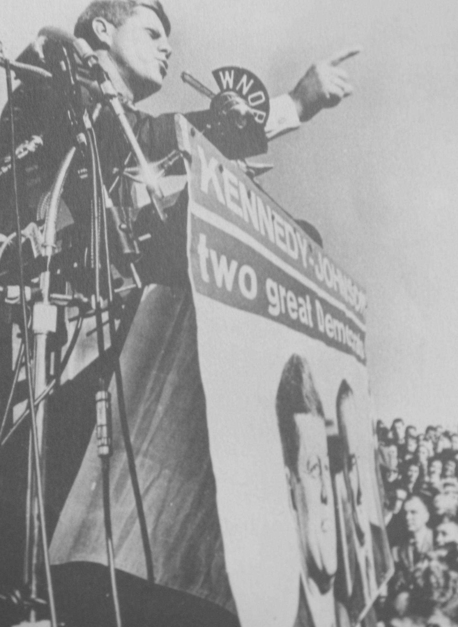 Kennedy and WNOR