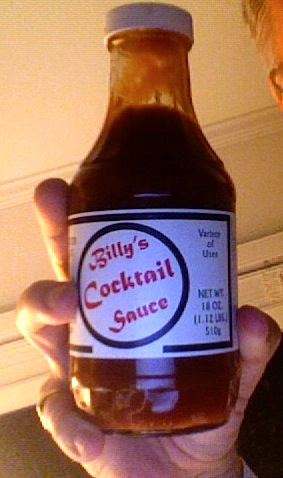 Billy's Cocktail Sauce