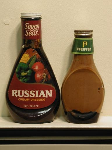 Seven Seas Salad Dressing