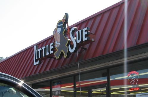 Little Sue Gloucester