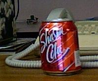 Shasta cola in hospital