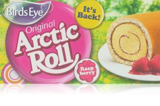 Birds Eye Arctic Roll