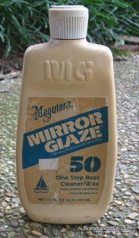 Meguiar's Mirror Glaze