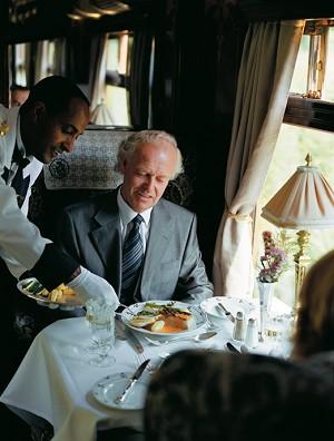 Orient Express Dinner