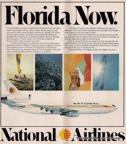 National Airlines The Florida Airline