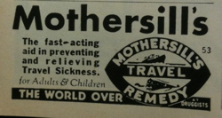 Mothersill's Travel Remedy
