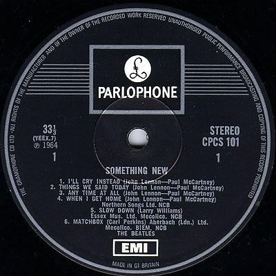 EMI Parlophone