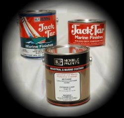 Jack Tar Marine Paint from BLP