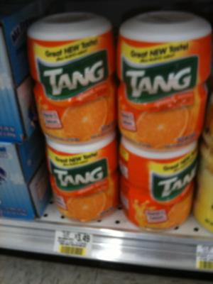 Tang breakfast drink