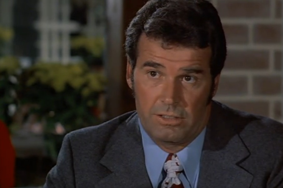 Jim Rockford James Garner
