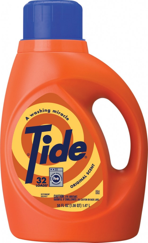Tide Goes Retro At Target Brandlandusa