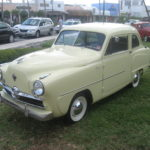 Powel Crosley car; the first U.S. economy car