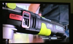A modern Rockwell tool from a Lowe's ad.