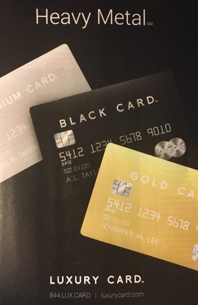 Barclays Misses Their Own Brand with \'Luxury Card\'