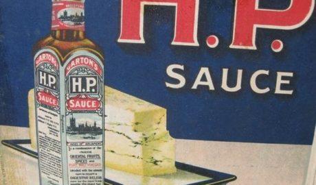 HP Sauce England Vintage